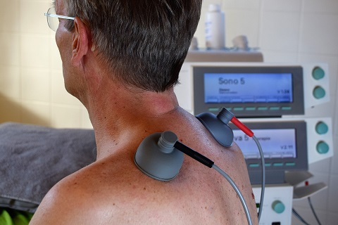 physiotherapy and shockwave treatment